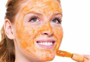 маска из меда от морщин