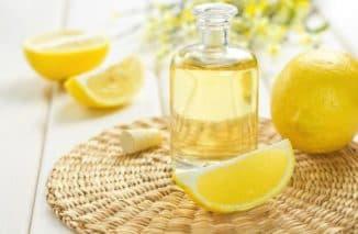 незаменимая маска для лица из лимонной кислоты