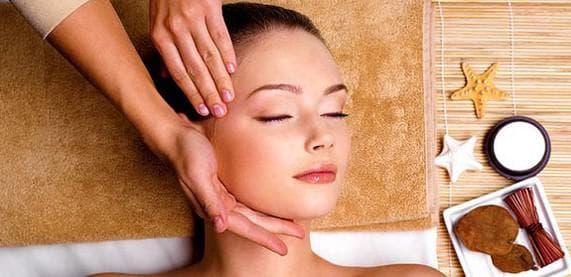 массаж для проблемной кожи лица