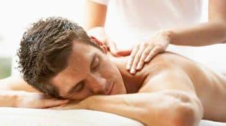 массаж спины это полезно