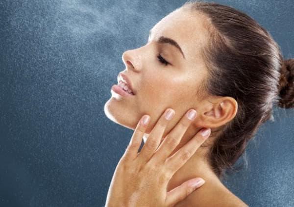 увлажнённая кожа от использования масок