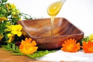 сахарная депиляция на основе лимона и сахара