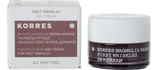 кorres Magnolia Bark Day Cream For First Wrinkles