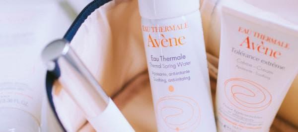 термальная вода для очищения кожи