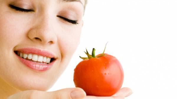 помидорное экспресс-омоложение