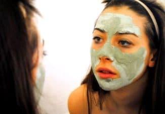 подтягивающая маска для лица дома