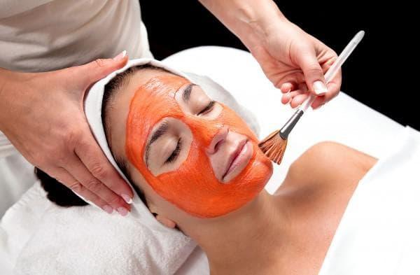 омолаживающие маска из тыквы для сухой кожи