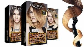 краска для волос лореаль амбре