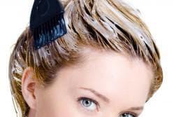 профессиональная щадящая краска для волос