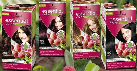 краска для волос Schwarzkopf Essential color