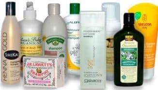 безсульфатные шампуни для волос список для женщин