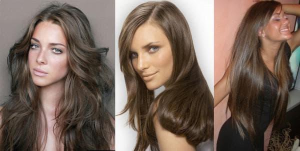Холодные оттенки волос — модный формат наступающего сезона