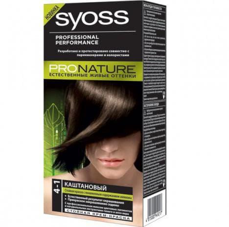 краска для волос ProNature