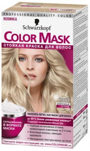 краска для волос блондинок Шварцкопф