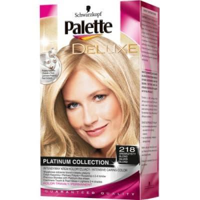 краска для волос блондинок Palette Deluxe с 7 маслами