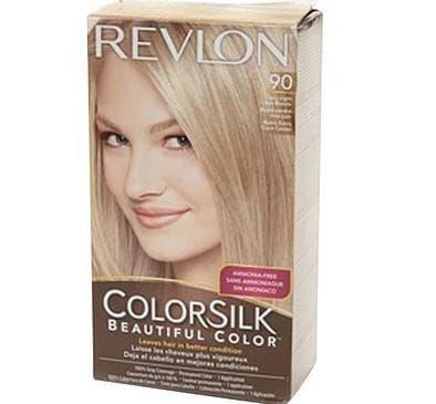 краска для волос блондинок Revlon ColorSilk