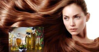 эфирные масла для сухих кончиков волос