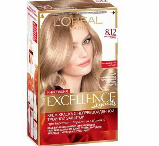 краска для волос блондинок Excellence Creme
