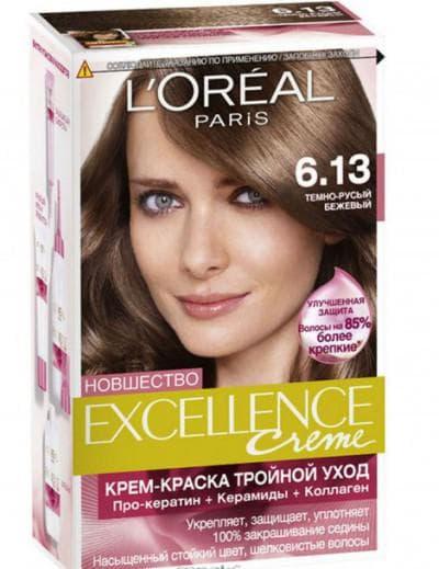 краска для волос Excellence Cream