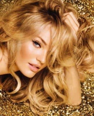 золотисто светло русый цвет волос краска