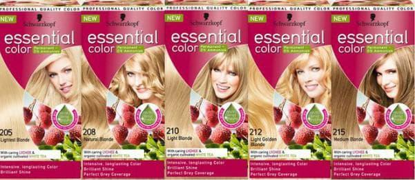 профессиональная безаммиачная краска для волос Schwarzkopf