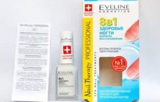 лак eveline 8 в 1 для женщин