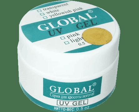 гель для наращивания ногтей Global