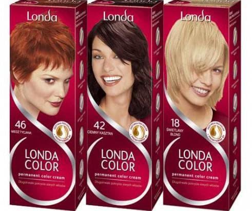 краска для волос Лонда