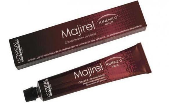профессиональная краска для волос Мажирель