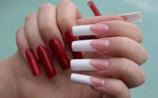 гель для наращивания ногтей для женщин