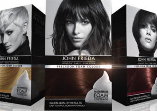 профессиональная краска для волос John Frieda
