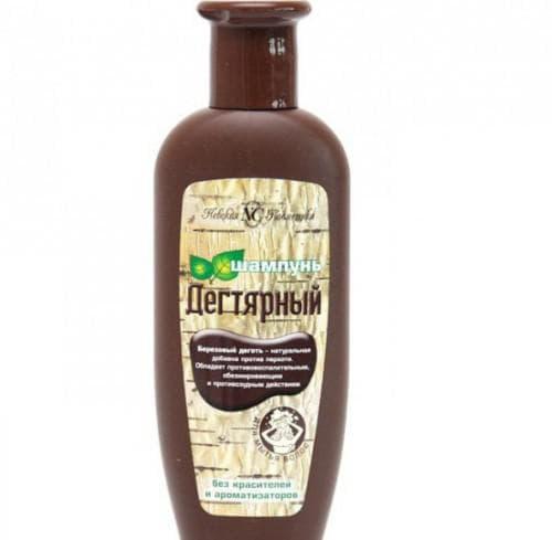 лечебные шампуни от выпадения волос Дегтярный шампунь «Невская косметика»