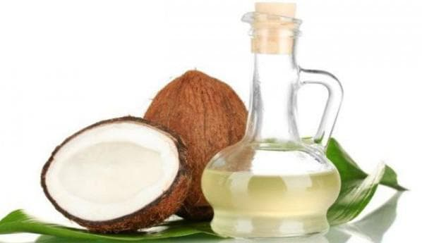 нерафинированное масло кокоса