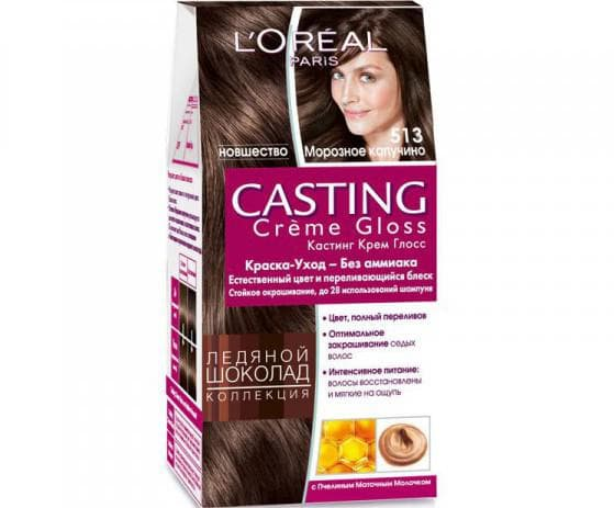 краска для волос лореаль Casting Creme Gloss