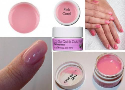 полимерные УФ добавки для лака ногтей