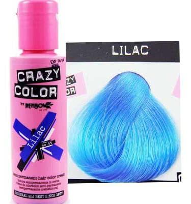 crazy color краска для волос Lilac
