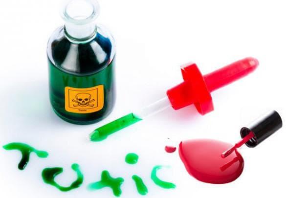 полимерные компоненты для лака ногтей
