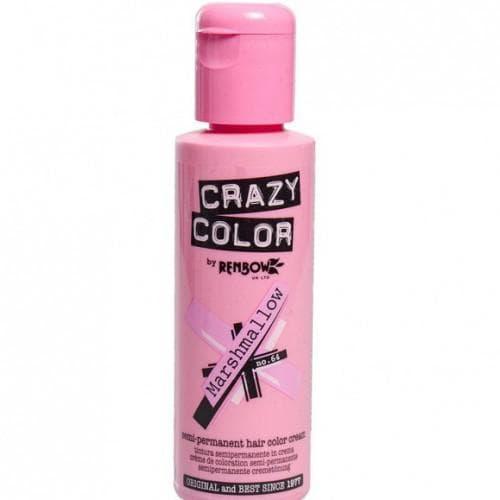 crazy color краска для волос Marshmallow