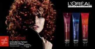 профессиональная краска для волос лореаль мажирель