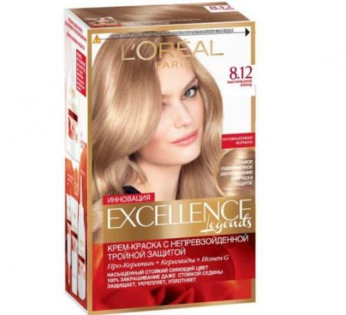 краска для волос Лореаль Экселанс