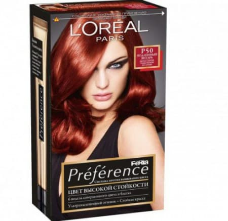 краска для волос Feria Professional