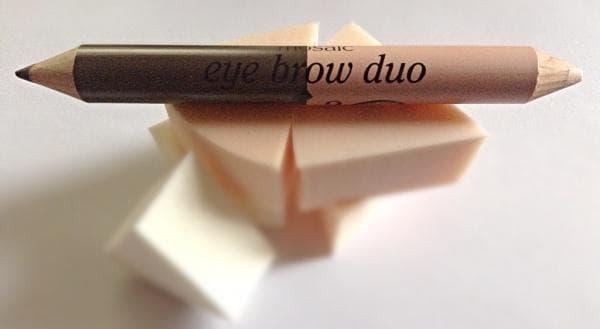 водостойкий карандаш для бровей ЕVA MOSAIC