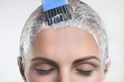 палитра профессиональной краски для волос без аммиака