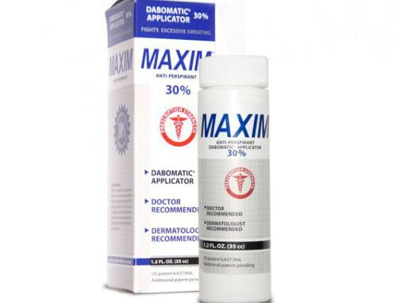 антиперспирант для женщин Максим