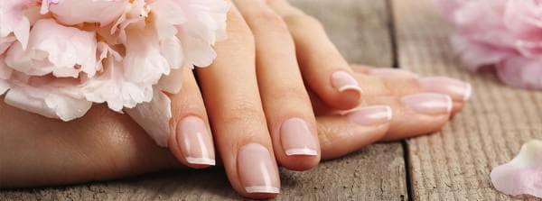 белые пятна на ногтях после шеллака