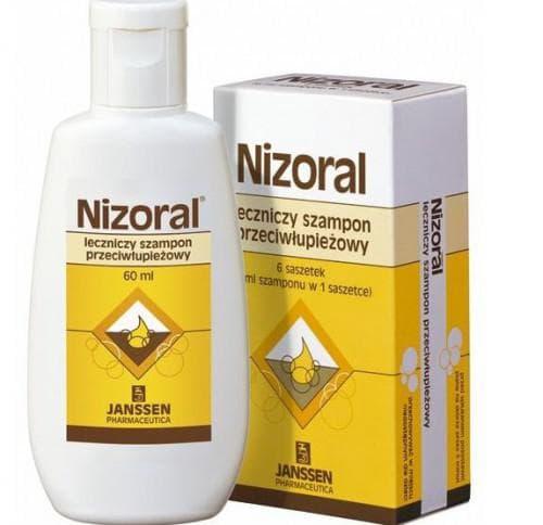 шампунь Низорал