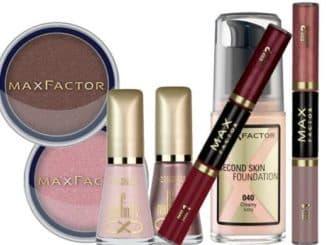 косметика макс фактор для женщин