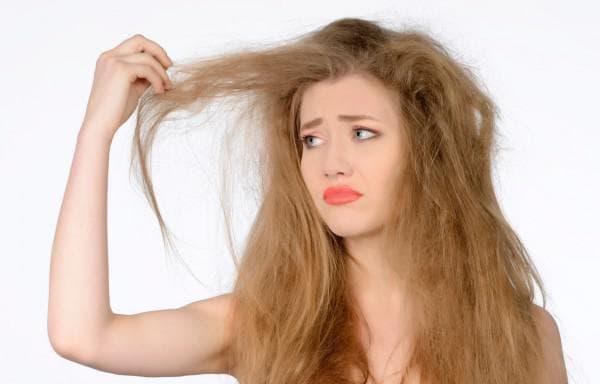 очень сухие волосы что делать