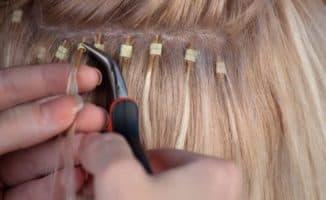 средство для снятия нарощенных волос