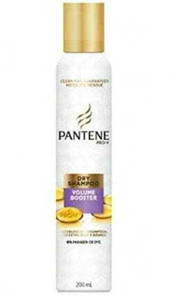 сухой шампунь от Pantene